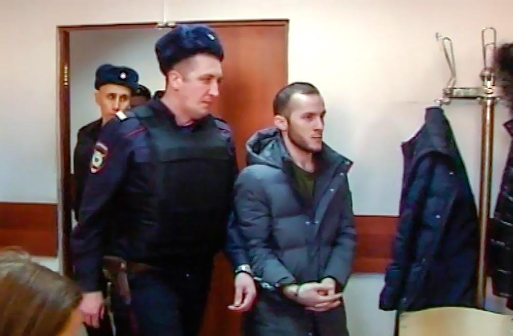 Пранкер Кароматулло Джаборов в суде