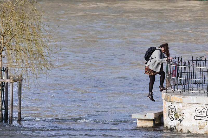 Разлив реки Сена