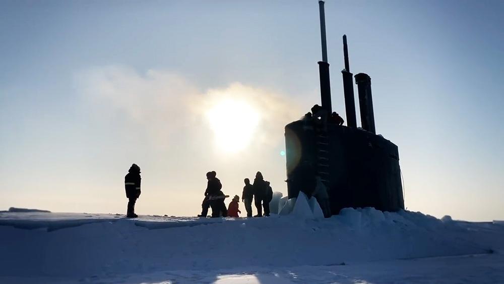 Подводная лодка ВМС США