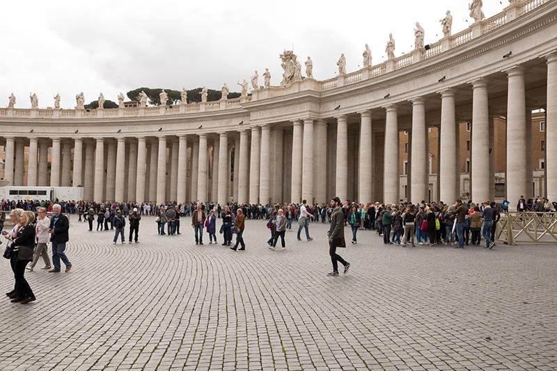 Дворц в Ватикане