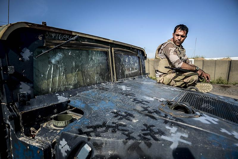 Военная база США в Ираке