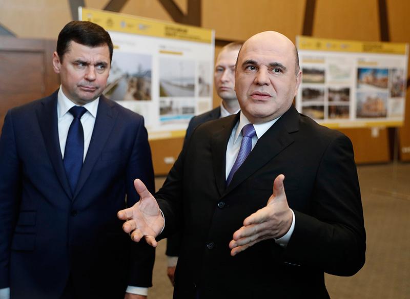 Рабочая поездка Михаила Мишустина в Ярославскую область