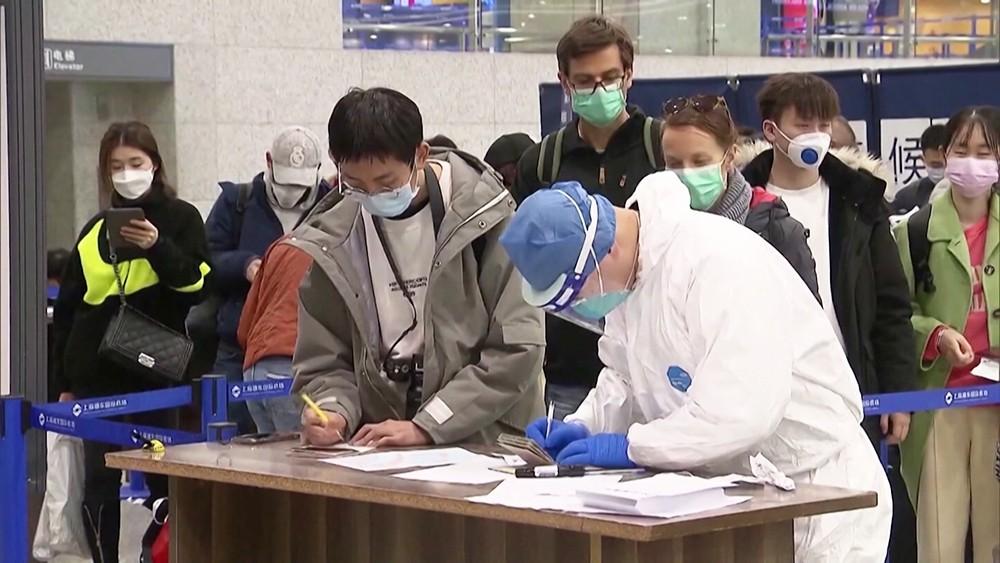 Вирус в Европе