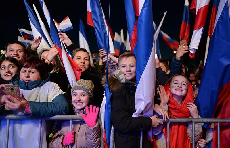 Годовщина воссоединения с Россией