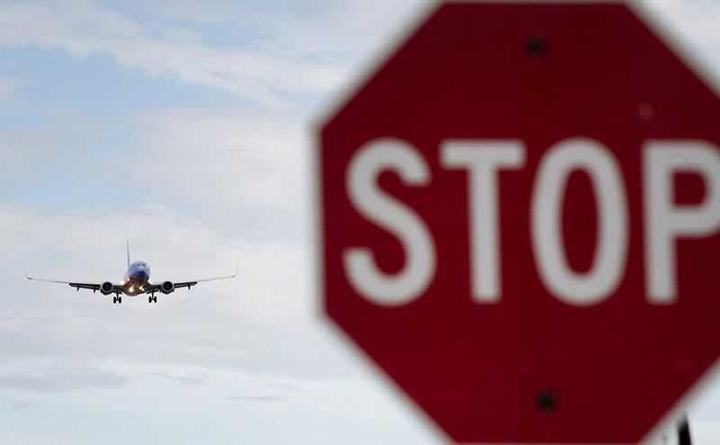 Закрытие авиасообщения