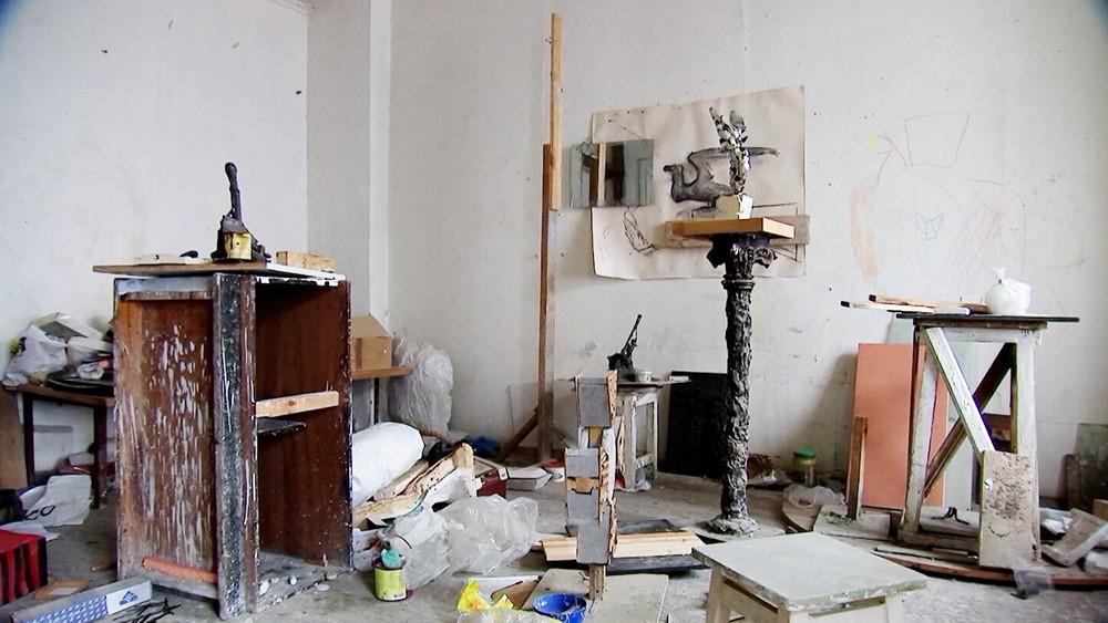 Дом-мастерская художника И. И. Левитана