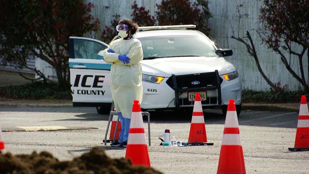 Меры безопасности против распространения коронавируса в США