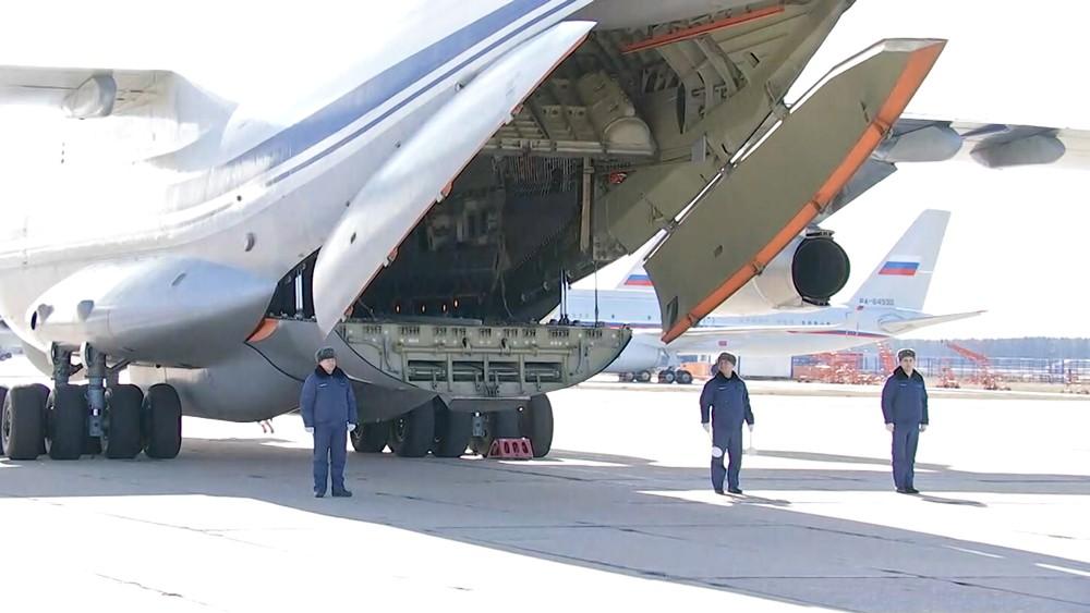 Самолёт Минобороны России