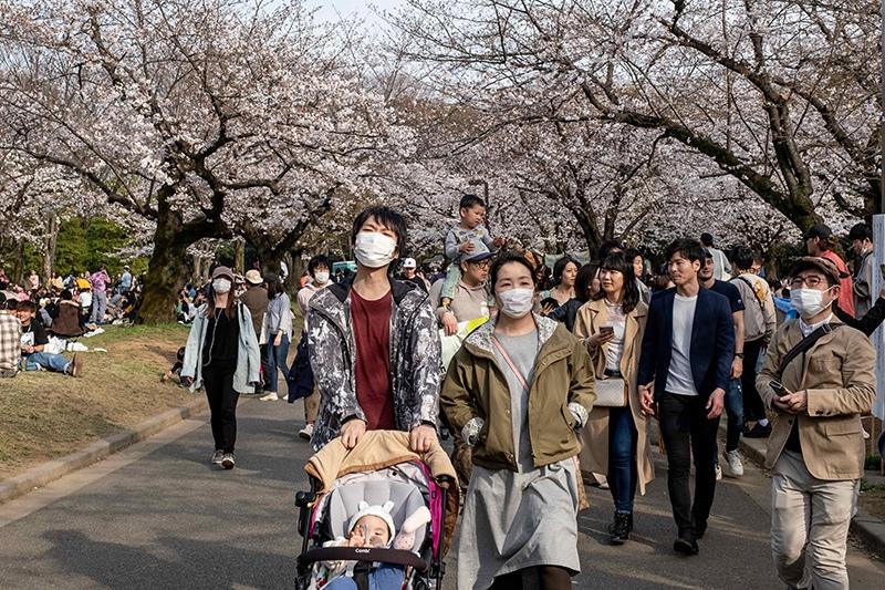 Жители Японии
