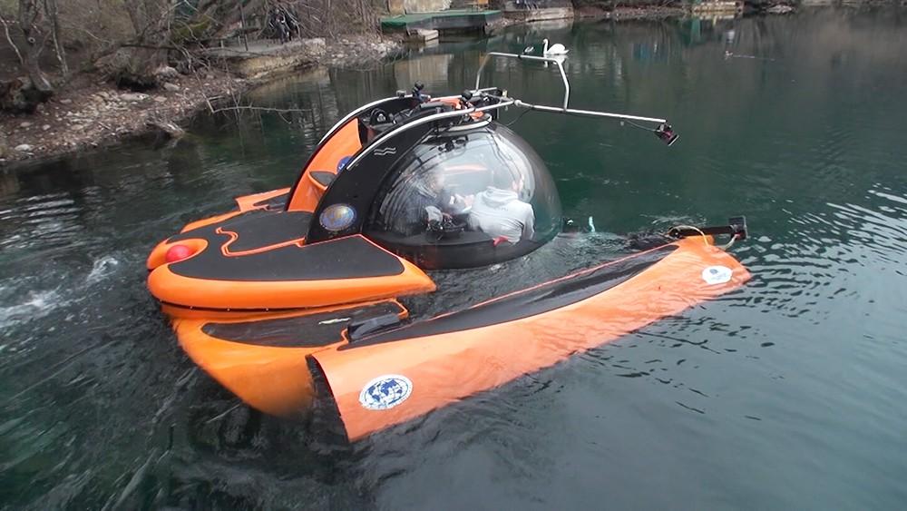 Подводное исследование