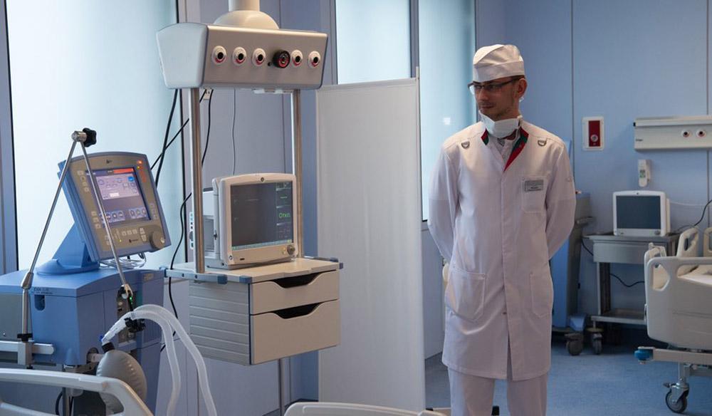 Больница имени Л.А. Ворохобова готовится принять больных с коронавирусной инфекцией