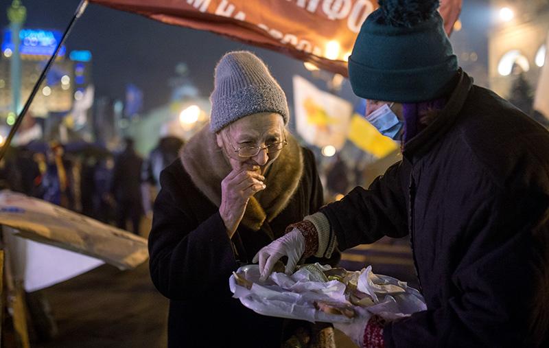 На Украине из-за коронавируса резко подорожали продукты