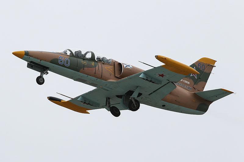 Учебно-боевой самолет Aero L-39 Albatros
