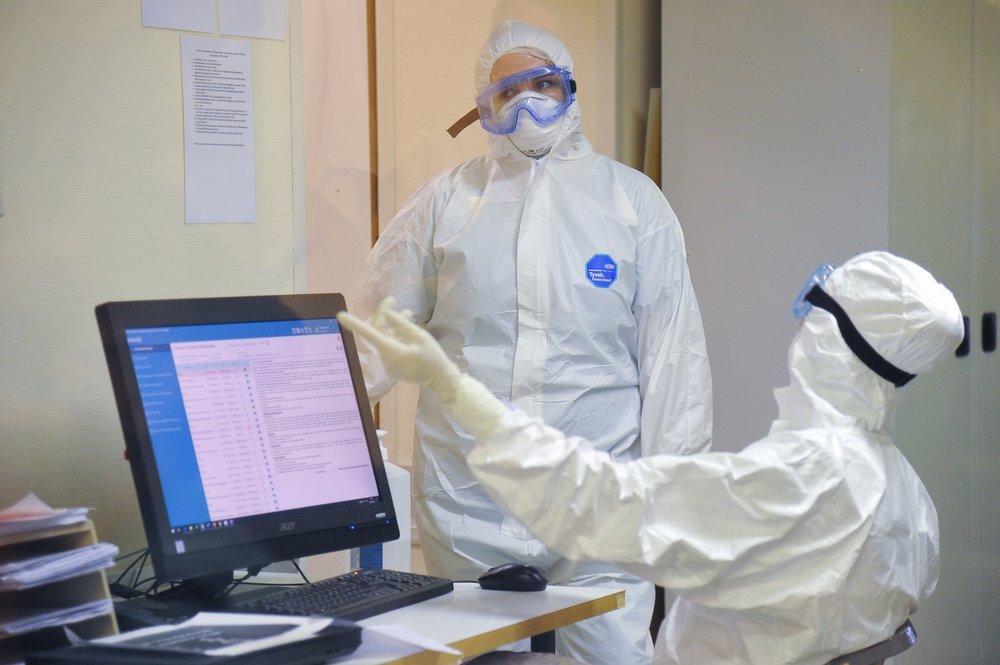 В России за сутки подтверждено еще 182 случая коронавируса