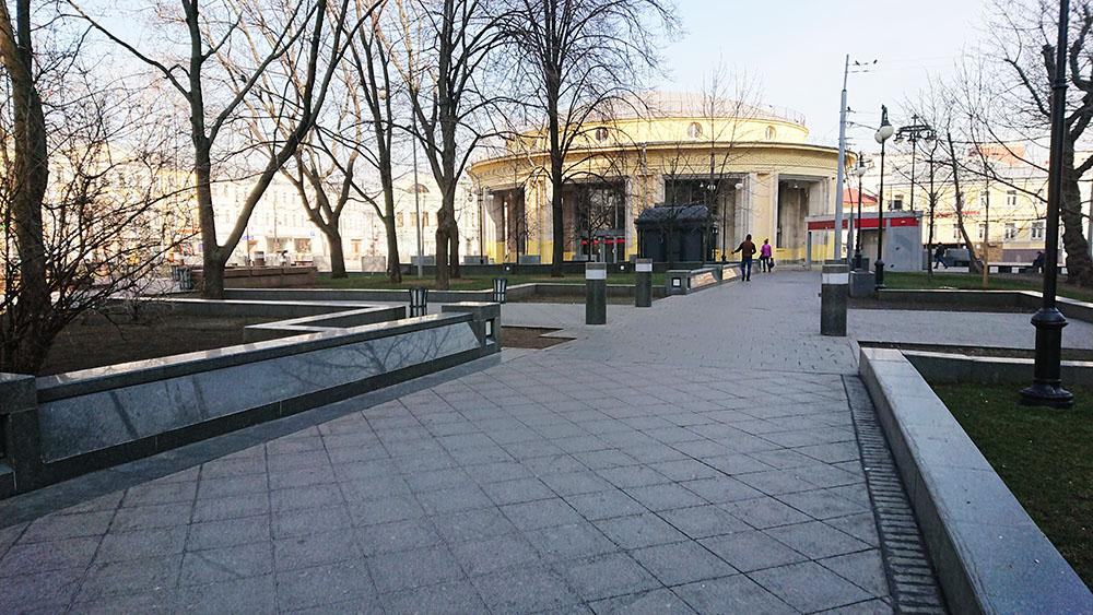 Оставайтесь дома! Карантин в Москве