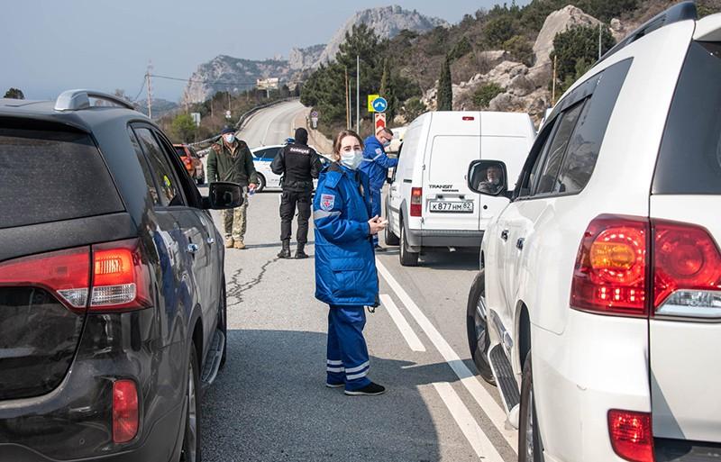 Меры по предотвращению распространения коронавируса в Крыму