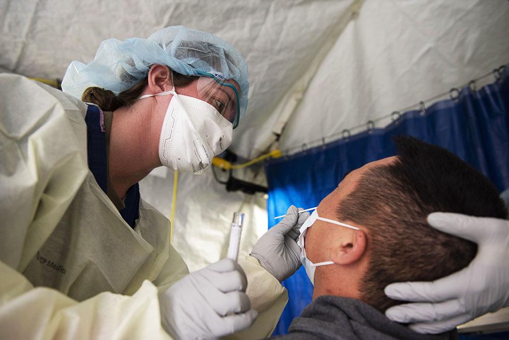 Ситуация с коронавирусом в США