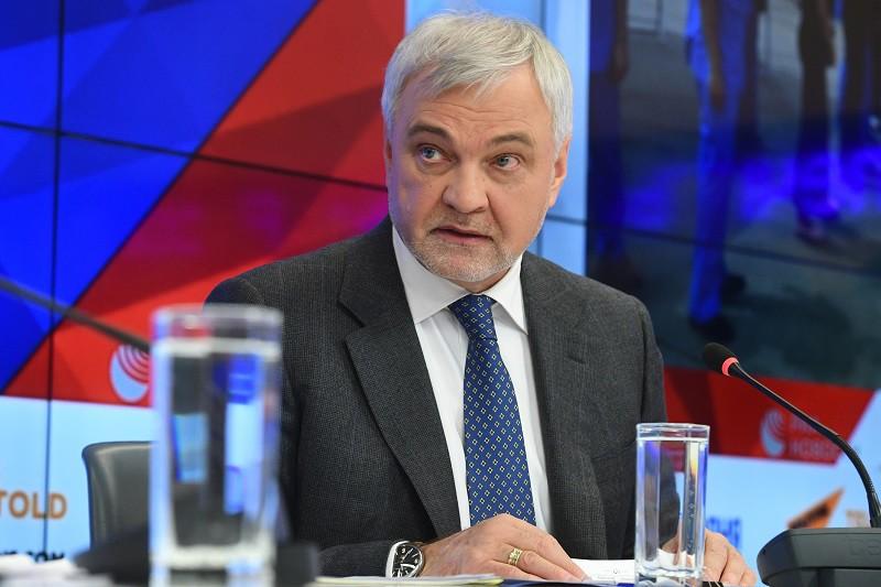 Замминистра здравоохранения России Владимир Уйба
