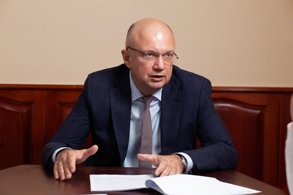 Вице-губернатор Кировской области Андрей Плитко