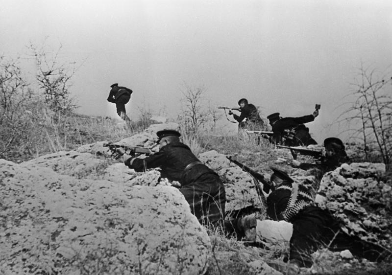Оборона Севастополя и битва за Крым (сентябрь 1941 - июль 1942 гг.)