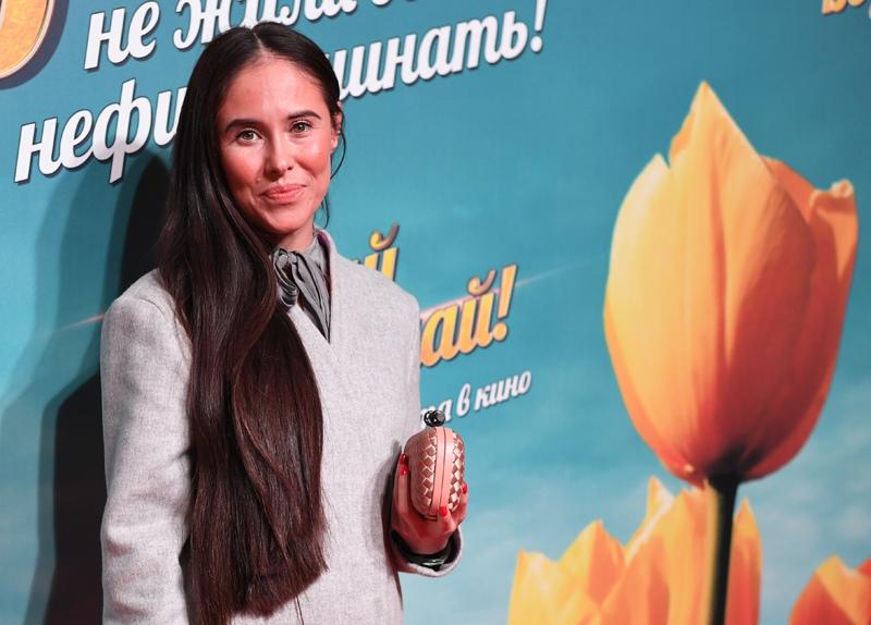 Актриса Илана Юрьева