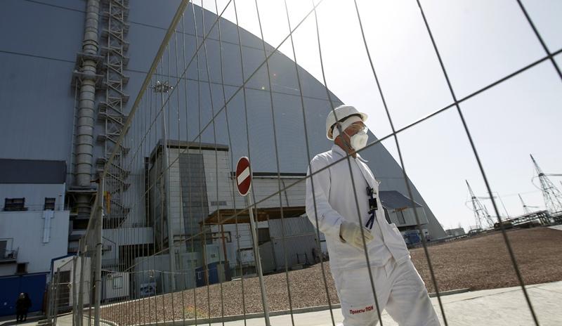 Сотрудник Чернобыльской АЭС