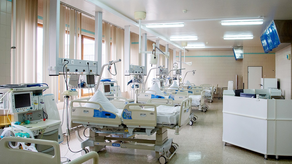 Cтационар для лечения пожилых пациентов с коронавирусной инфекцией