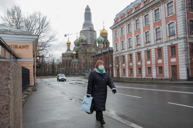 Карантин в России