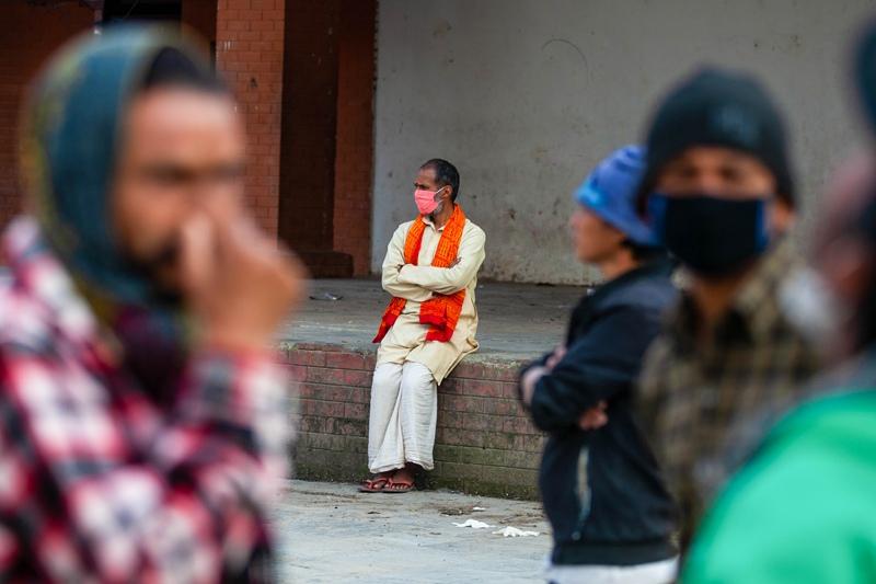 Эпидемия коронавируса в Непале