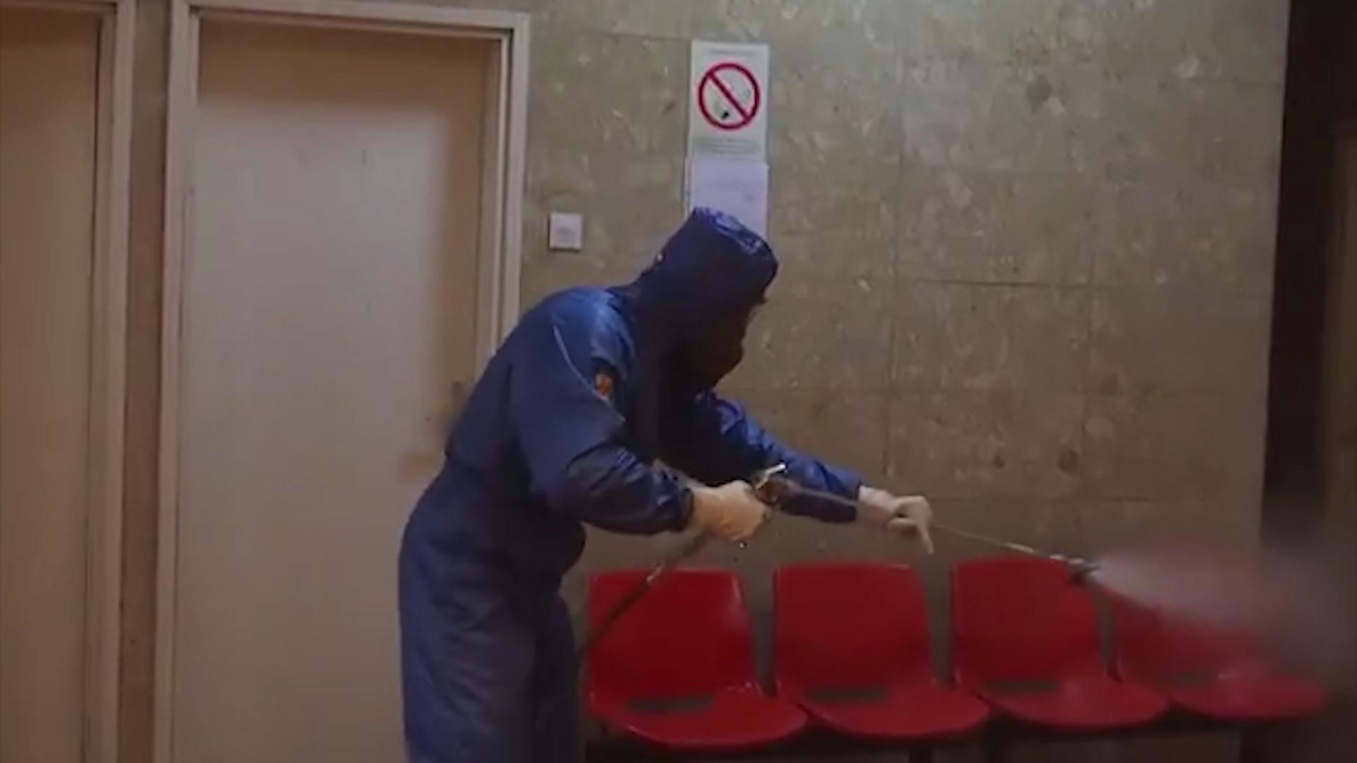 Военные специалисты из России начали работать в Сербии