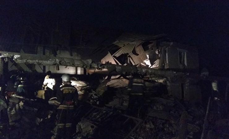 Взрыва дома в Нижегородской области
