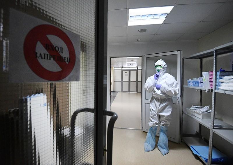 Эпидемия коронавирусад