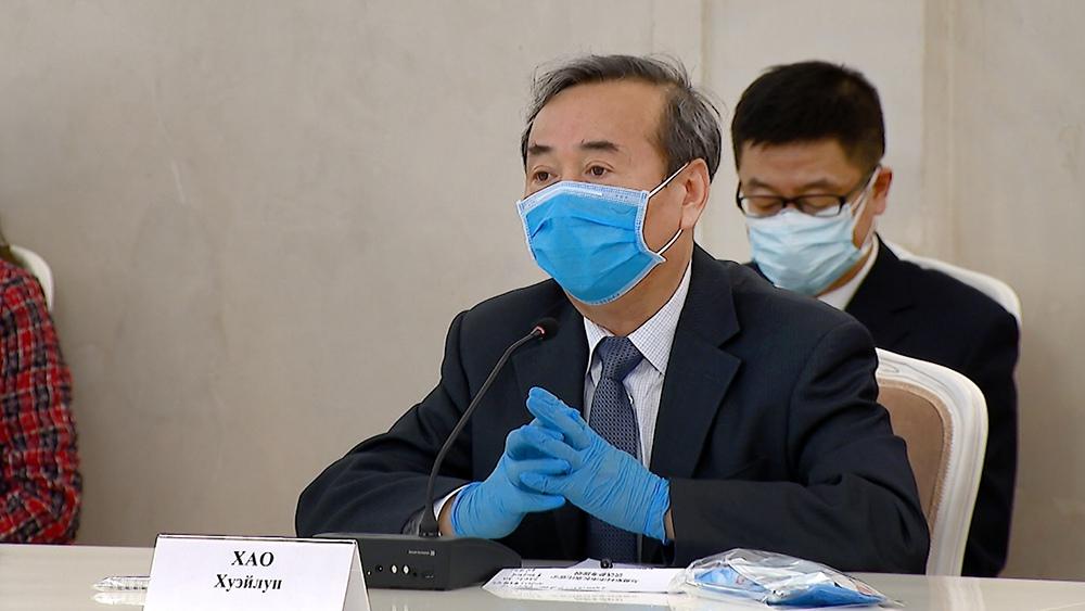 Медицинские эксперты из Китая