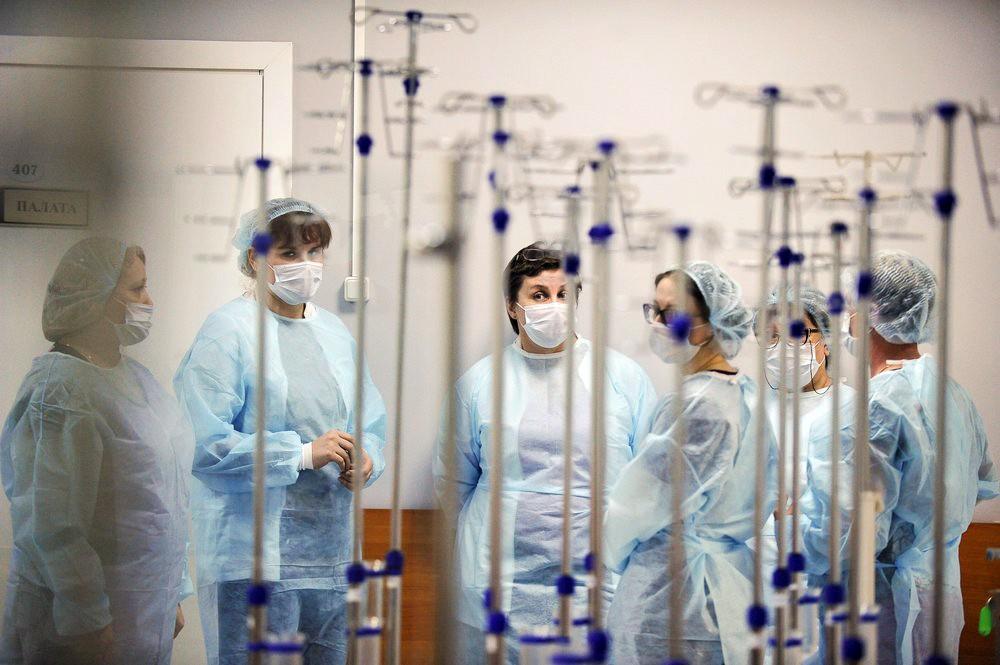 Меры по предотвращению распространения коронавируса