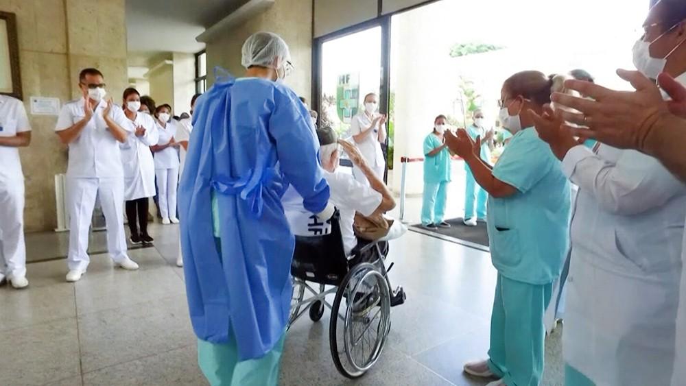 Выписка пациента из больницы в Европе