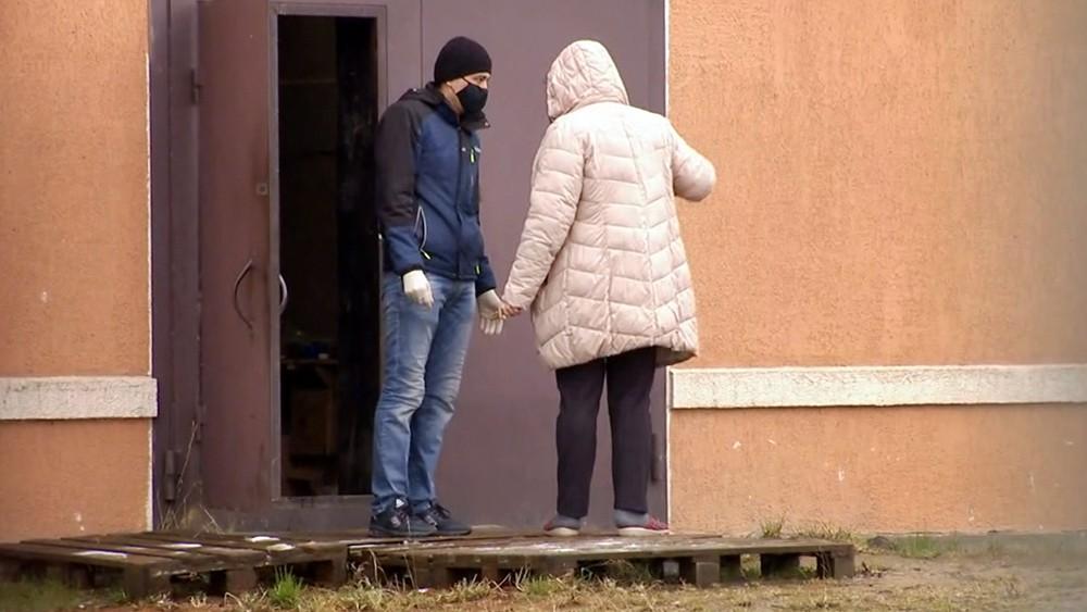Меры по предотвращению распространения коронавируса в хостела для мигрантов