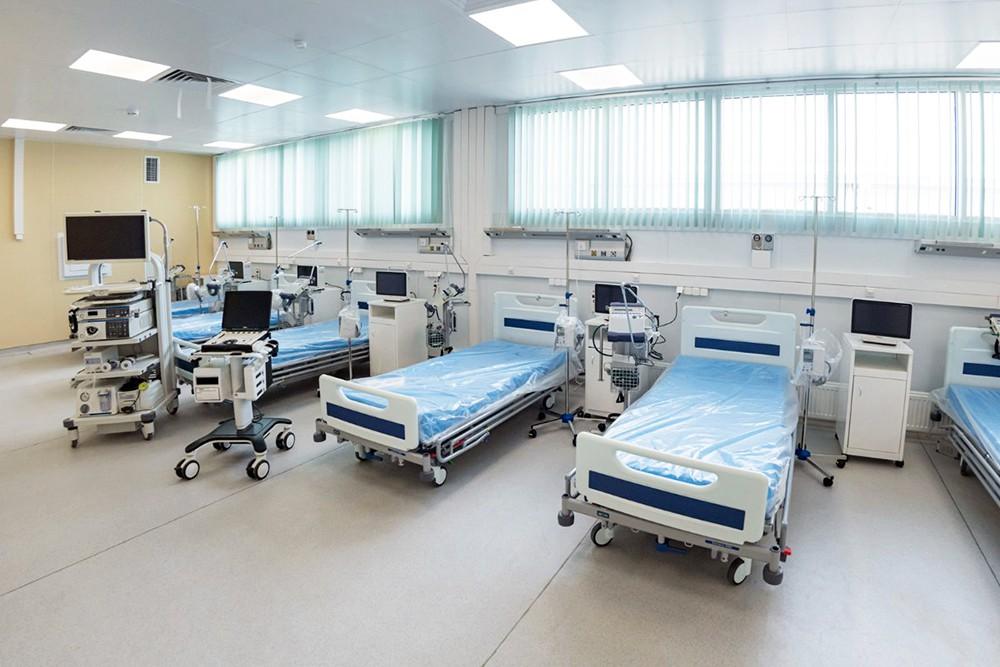 Инфекционная больница в ТиНАО