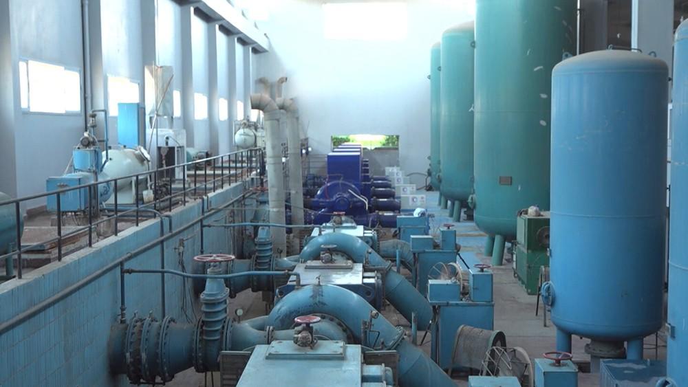 Очистка сточных вод в Сирии