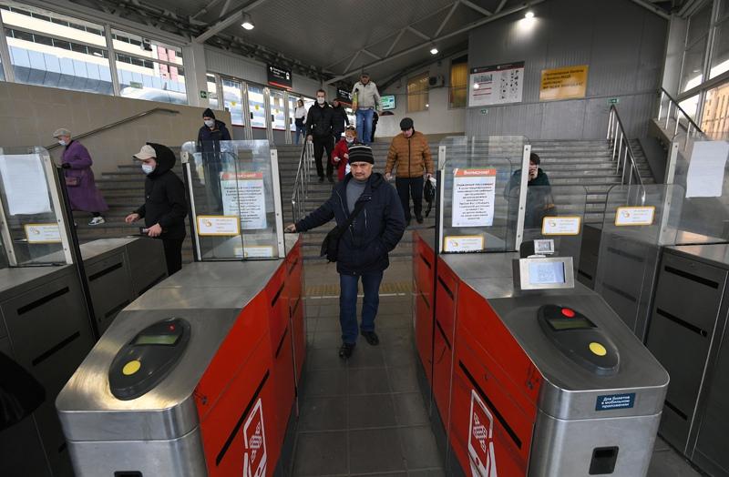 Автоматическая проверка пропусков в Москве