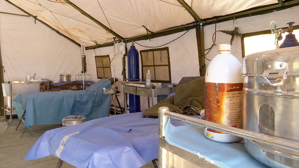 Коронавирус в Сирии