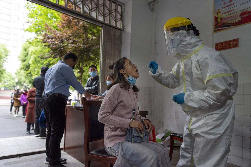 Эпидемия CoVID-19 в Китае