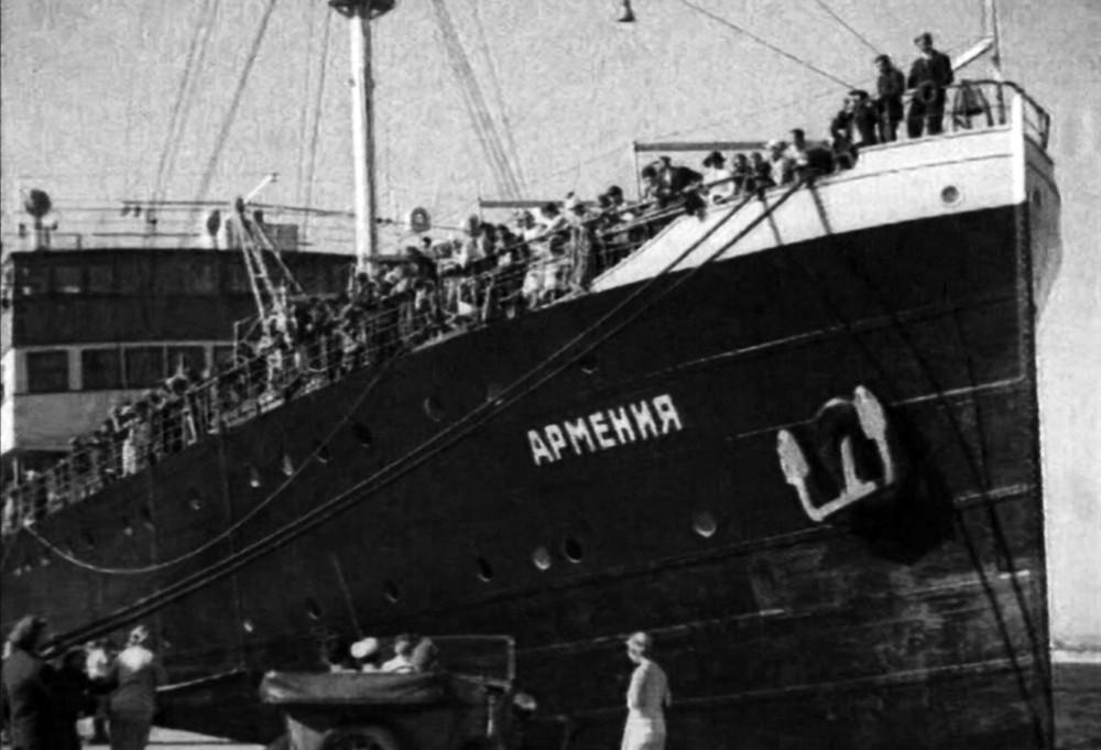"""Корабль """"Армения"""""""