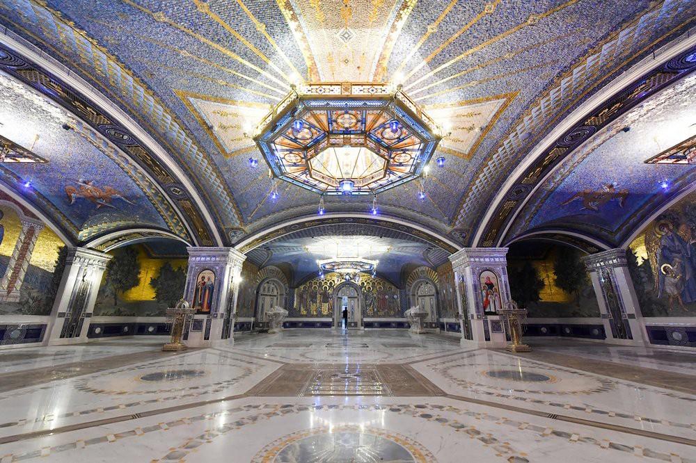 Строительство Главного храма Вооруженных сил России