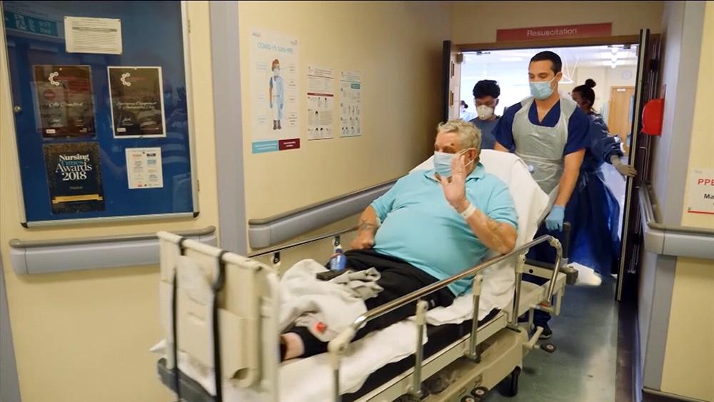 Эпидемия коронавируса в Европе