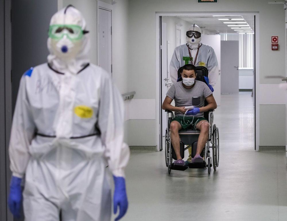 Меры безопасности против распространения коронавируса