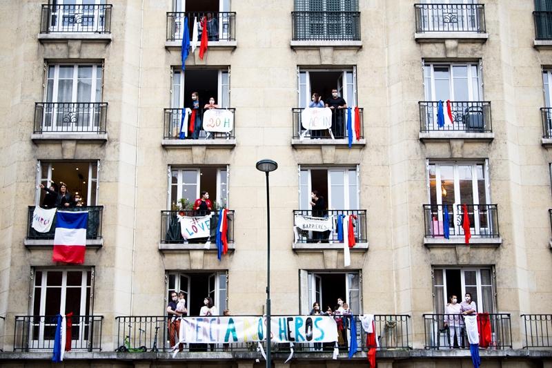 Эпидемия CoVID-19 во Франции