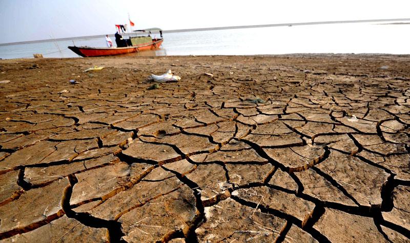 Засуха