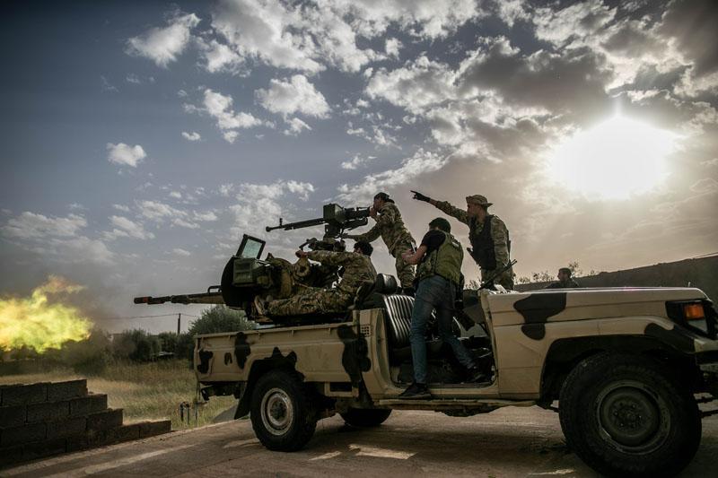 Ливийская армия