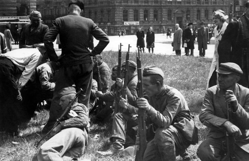 Освобождение Праги