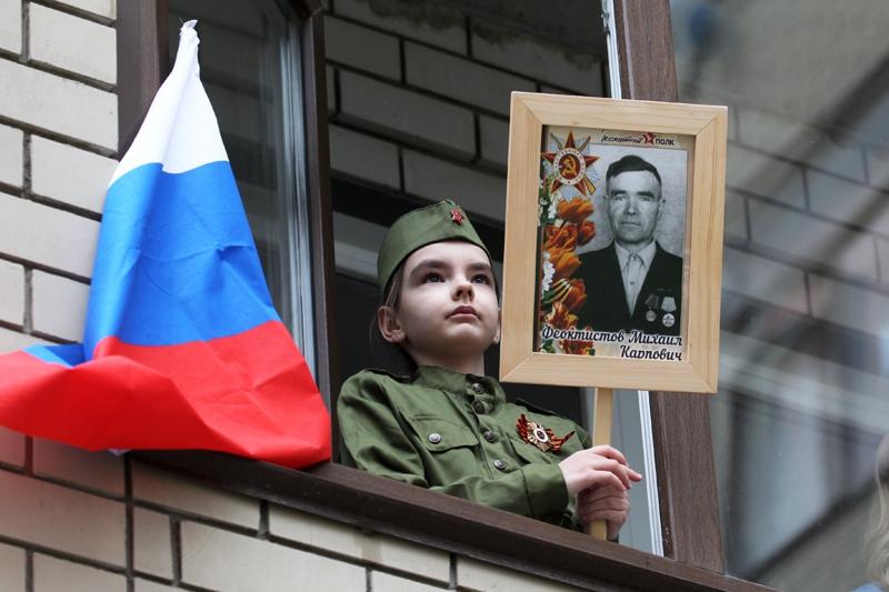 Празднование Дня Победы в условиях пандемии